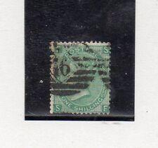 Gran Bretaña Sello nº 37 plancha 4 del año 1867-69 (CS-921)