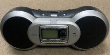 Sirius Sportster Sp-B1Ra Boombox Dock W/ Antenna And Receiver (no Power Cord)
