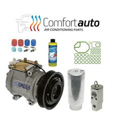 A/C AC Compressor Kit Fits: 1998 99 00 01 2002 Toyota Corolla L4 1.8L