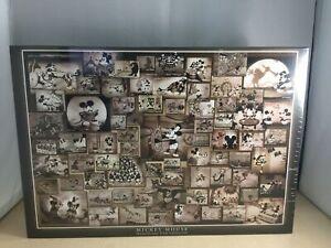 1000 Piece Jigsaw Disney Mickey Mouse Monochrome Movie Collection (51 x 73.5 cm)