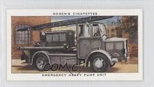 1938 Ogden's Air Raid Precautions Tobacco Base #23 Emergency Heavy Pump Unit 0d4