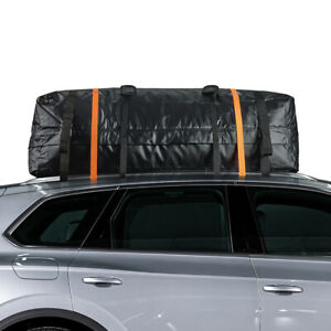 450 Litre Car Roof Top Bag Carrier Waterproof Storage Luggage Cargo Travel