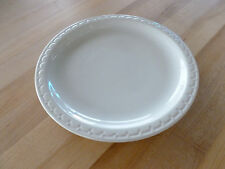 "Syracuse China Econo-Rim 12"" Great Plate - White Undecorated (951250180) (Dozen)"