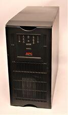 APC Smart UPS 3000 XL USV ohne Akkus mit Netzkabel und Akkukabel
