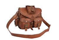 Leather Crossbody Messenger Bag Womens Satchel Purse Wallet Handbag Sling Bags