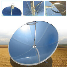 1.5m Diameter 1800W Portable Solar Cooker High Efficiency Camping Outdoor