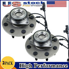 Pair 2 Front Wheel Bearing Amp Hub Assembly For 2006 2008 Dodge Ram Pickup 2wd