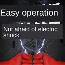 High Voltage Electricians Insulating Gloves Rubber