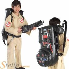 Kids Ghostbusters Costume Official Movie Halloween Fancy Dress Outfit Child