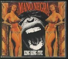 MANO NEGRA King Kong Five 5 INCH CD SINGLE MANU CHAO
