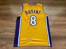 NBA LOS ANGELES LAKERS BASKETBALL SHIRT JERSEY CHAMPION #8 KOBE BRYANT