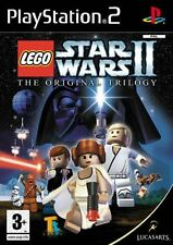 Lego Star Wars II The Original Trilogy - PS2 Playstation 2