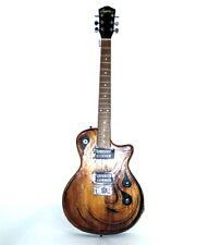 LYON By Washburn Electric Guitar Model LG - 4/BK