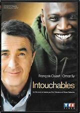 DVD ZONE 2--INTOUCHABLES--CLUZET/SY/TOLEDANO & NAKACHE