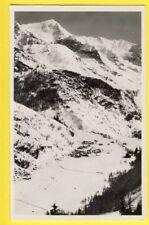 cpsm FRANCE 73 - PEISEY NANCROIX (Savoie) MONT POURRI 3810 m. Sport d'Hiver Ski