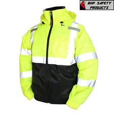 Tingley Rubber J26112 Bomber II Jacket X-large Lime Green