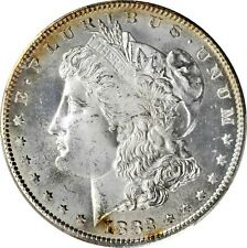 1882 S San Francisco Morgan Dollar PCGS MS 65