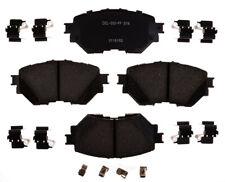 Ceramic fits 2014-2014 Mazda 3  ACDELCO PROFESSIONAL BRAKES