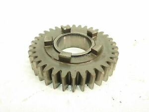 02 Harley Sportster XLH 1200 34 Tooth Gear Third-mainshaft / 3rd  Transmission