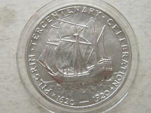 1920 Pilgrim Silver Commemorative Half Dollar