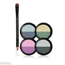 e.l.f. Essential 5-Piece Duo Eye Shadow Collection Night  ELF NEW Free S&H