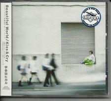 HIKARU UTADA Beautiful World / Fly Me to MIXES & KARAOKE  CD Single SEALED