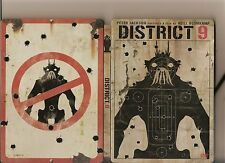 DISTRICT 9 DVD STEELBOOK VERSION