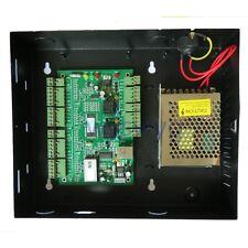 2Door TCP/IP RFID IC Fingerprint Professional Attendance Access Control 110-240V