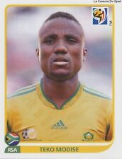 N°041 TEKO MODISE # STICKER PANINI WORLD CUP SOUTH AFRICA 2010