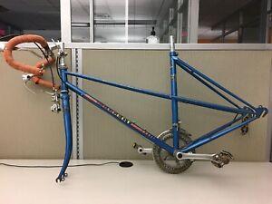 Vintage PEUGEOT Road Bike Women's Frame. Carbolite 103 Tube Special