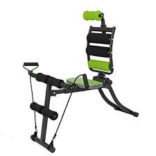VITALmaxx Body Fitnesstrainer 6in1 Heimtrainer Fit Rücken Bauch
