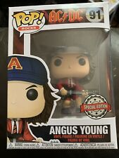 Funko 36318 POP Multi Vinyle Roches AC//DC Angus young Standard