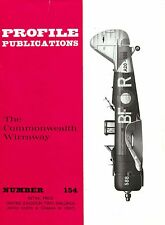 COMMONWEALTH WIRRAWAY: PROFILE PUBLICATIONS No.154/ NEW PRINT FACSIMILE ED
