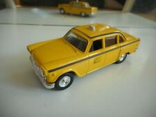 ERTL 1959 Checker Cab in Yellow