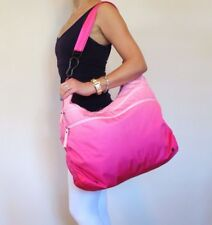 EUC (Used 1x)  Lululemon On The Move Gym Bag Pink Ombré