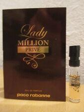 paco rabanne ~ Lady MILLION Prive ~ ED Parfum Probe für SIE NEU/OVP
