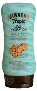 Hawaiian Tropic Silk Hydration AIR SOFT After Sun 175ML Sun Care UK NEW