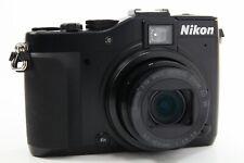 Nikon Coolpix P7000 schwarz, neuwertig