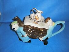 Swineside Teapottery  Signed Limited Edition Teapot