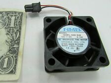 New NMB Computer Cooling Fans, 12VDC .10A Ball Bearing Brushless 1606KL-04W-B49