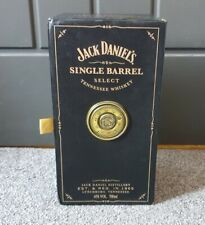 Jack Daniels Limited Edition *RARE* Single Barrel Select Whiskey Safe Box/Bottle