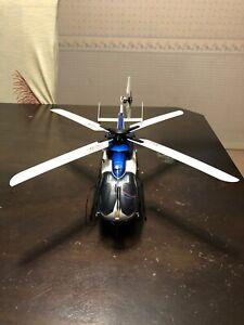 Hirobo Quark EC145 Eurocopter 4 blade Polizei Body Kit - Discontinued