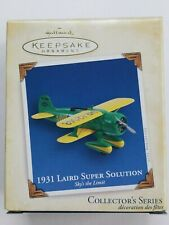 1931 Laird Super Solution Hallmark Keepsake Ornament Collector'S Series 2005