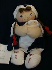 Jan Shackelford Originals - Cloth Doll - Youngun - New