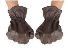 SURPLUS CHINESE MILITARY GLOVES AIR FORCE PILOT GLOVE LEATHER SIZE L