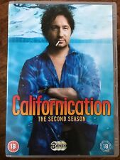 David Duchovny CALIFORNICATION Season 2 ~ US Drama Series UK DVD Box Set