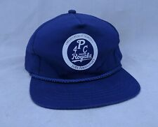 Omaha Royals Vintage Minor League Baseball Hat 10th Anniversary Snapback