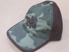 "A. KURTZ Chase Baseball Cap Cotton Blend Camo Print Front Fitted ""Brown"""