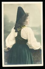 Used Postcard – Glamour Women in Costume (1595)