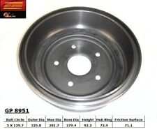 Brake Drum Rear Best Brake GP8951